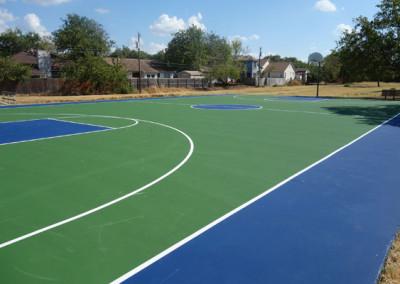 Frontier Park – Basketball