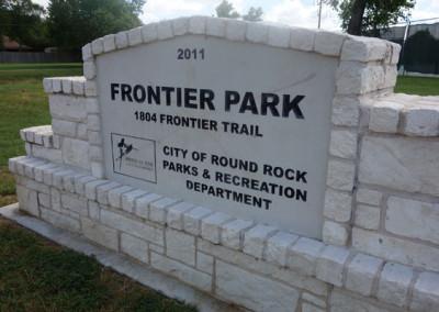 Frontier Park – Tennis