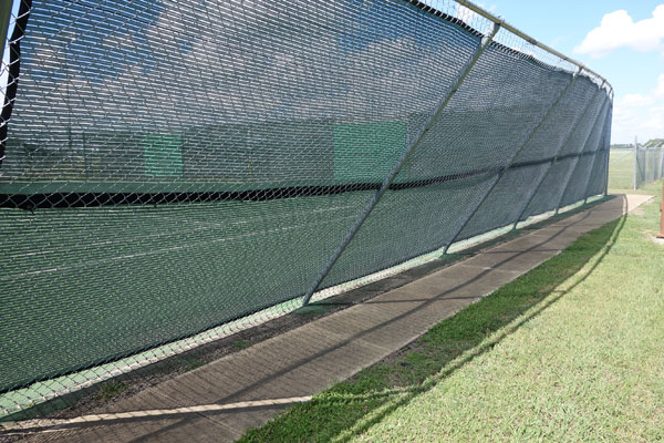 Fence Repair - Dobbs Tennis Courts, Inc